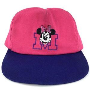Vintage Disney Goofy's Hat Co. Minnie Mouse Hat